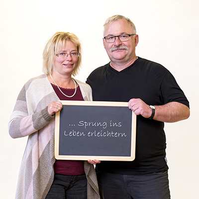 Pflegefamilien Hessen und Angela Dorn