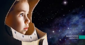 Zu Fuss durchs Universum