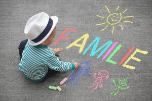 Urlaub mit Pflegekindern