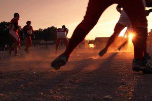 Sport und Pflegekinder