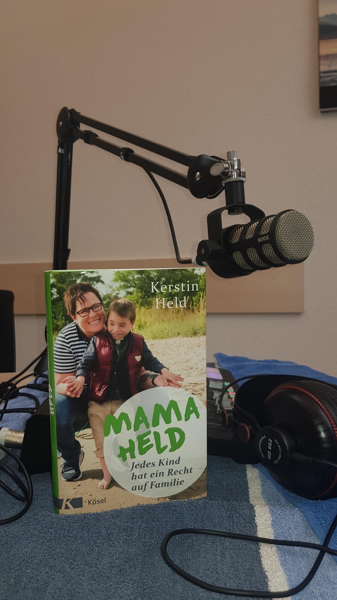 """Podcast """"Pflegefamilien Deutschland"""""""